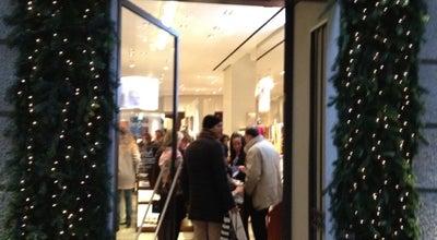 Photo of Clothing Store Hermes at Via Monte Napoleone, 12, Milan 20121, Italy