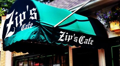 Photo of American Restaurant Zip's Cafe at 1036 Delta Ave, Cincinnati, OH 45208, United States