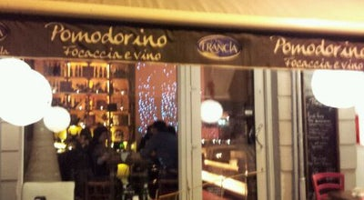 Photo of Italian Restaurant Pomodorino at Strassmannstr. 21, Berlin 10249, Germany