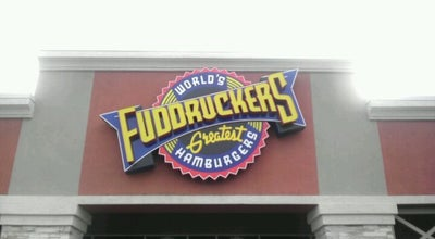 Photo of American Restaurant Fuddruckers at 3848 Mchenry Ave, Modesto, CA 95356, United States