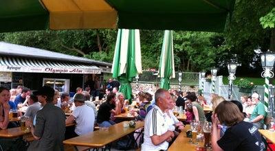 Photo of Modern European Restaurant Olympia Alm at Martin-luther-king-weg 8, Munich 80809, Germany