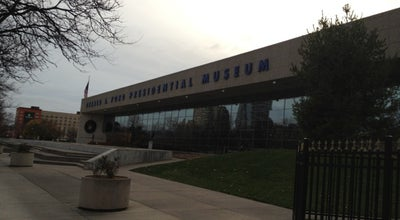 Photo of Tourist Attraction Gerald Ford Museum at 303 Pearl St Nw, Grand Rapids, MI 49504, United States