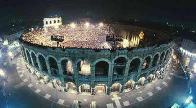 Photo of Monument / Landmark Arena di Verona at Piazza Bra' 28, Verona 37121, Italy