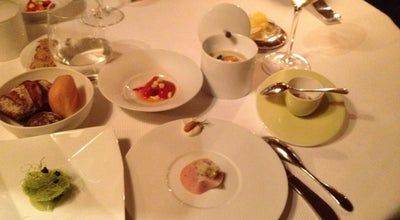 Photo of French Restaurant Pierre Gagnaire at 6 Rue Balzac, Paris 75008, France