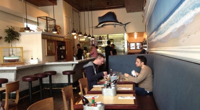 Photo of American Restaurant Woodhouse Fish Company at 1914 Fillmore Street, San Francisco, CA 94115, United States