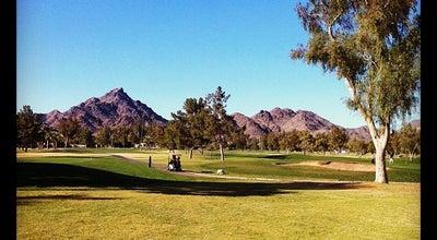 Photo of Golf Course Arizona Biltmore Golf Course at 2400 E Missouri Ave, Phoenix, AZ 85016, United States