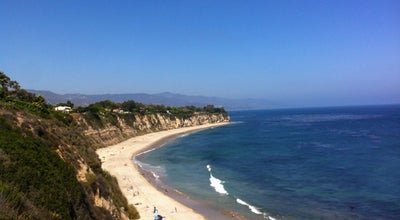 Photo of Park Point Dume State Beach and Preserve at Cliff Drive, Malibu, CA 90265, United States