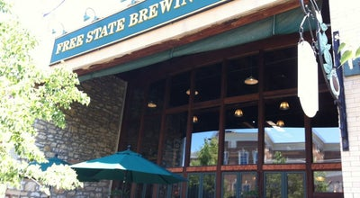 Photo of American Restaurant Free State Brewing Co at 636 Massachusetts St, Lawrence, KS 66044, United States