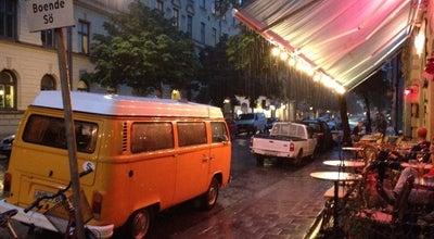 Photo of Restaurant Morfar Ginko & Pappa Ray Ray at Swedenborgsgatan 13, Stockholm 11848, Sweden