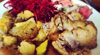 Photo of Vegetarian / Vegan Restaurant Gló at Engjateigur 19, Reykjavik 105, Iceland