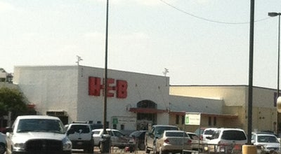 Photo of Supermarket H-E-B at 1015 S Ww White Rd, San Antonio, TX 78220, United States