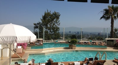 Photo of Hotel Sunset Tower Hotel at 8358 Sunset Boulevard, West Hollywood, CA 90069, United States