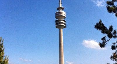 Photo of Sightseeing Olympiaturm at Spiridon-louis-ring 7, Munich 80809, Germany