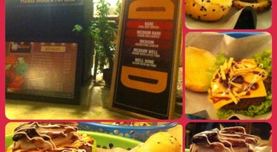 Photo of Burger Joint Backyard Burgers at Elipidio Quirino Avenue, Davao City 8000, Philippines