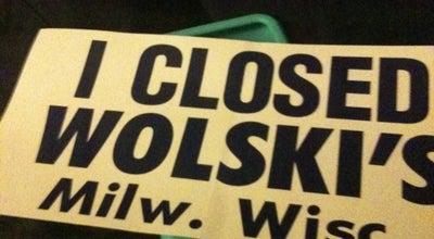 Photo of Pub Wolski's Tavern at 1836 N Pulaski St, Milwaukee, WI 53202, United States