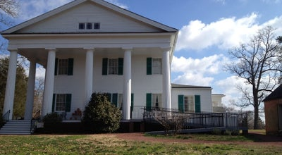 Photo of History Museum Barrington Hall at 535 Barrington Dr, Roswell, GA 30075, United States