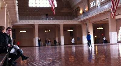 Photo of Other Venue Ellis Island at Ellis Island, New York, NY 07305, United States