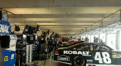 Photo of Racetrack Texas Motor Speedway Pit Road at Victory Lane, Fort Worth, TX 76177, United States