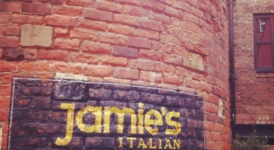 Photo of Italian Restaurant Jamie's Italian at 26 Lendal, York YO1 8AA, United Kingdom