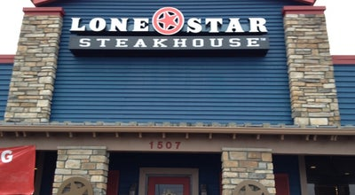 Photo of American Restaurant Lone Star Steakhouse at 1507 Hampton Dr, Effingham, IL 62401, United States