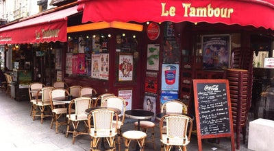 Photo of French Restaurant Le Tambour at Etienne Marcel 41 Rue Montmartre, Paris 75002, France