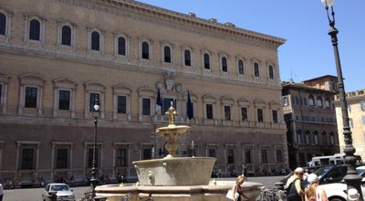 Photo of Monument / Landmark Piazza Farnese at Piazza Farnese, Rome Roma, Italy