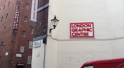 Photo of Arts and Crafts Store London Graphic Centre at 16-18 Shelton St, Covent Garden WC2H 9JL, United Kingdom