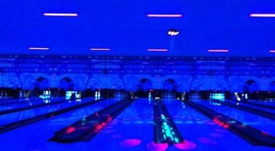 Photo of Bowling Alley Brunswick Lakewood Lanes at 101 Locust St, Lakewood, NJ 08701, United States