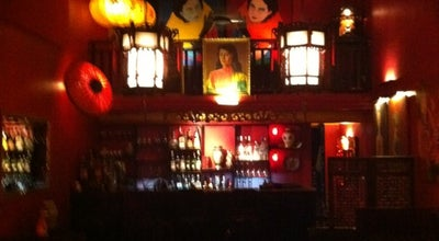 Photo of Chinese Restaurant Miss Wong Cocktail Bar at The Lane - Between Streets 7 & 8, Siem Reap 17259, Cambodia