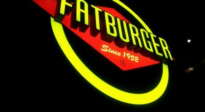 Photo of Burger Joint Fatburger at Takhassusi St., Riyadh, Saudi Arabia