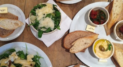 Photo of Bakery Le Pain Quotidien at 68 Wardour Street, London W1F 0TB, United Kingdom