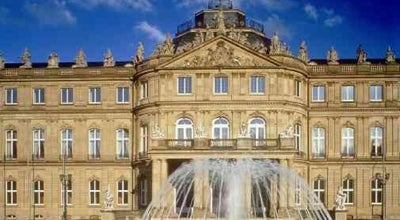 Photo of Castle New Castle (Neues Schloss) at Schlossplatz 4, Stuttgart 70173, Germany