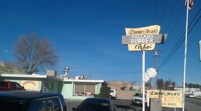 Photo of Diner Emma Jean's Holland Burger Cafe at 17143 N D St, Victorville, CA 92394, United States