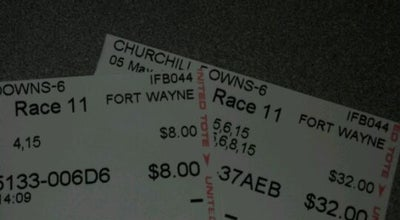 Photo of Racetrack Fort Wayne Off-Track Betting at 1820 W Washington Center Rd, Fort Wayne, IN 46818, United States