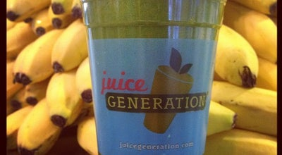 Photo of Juice Bar Juice Generation at 69 Prince St, New York, NY 10012, United States