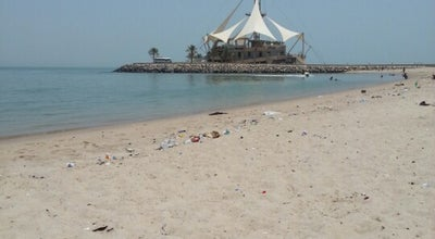 Photo of Beach Marina Beach at Al Kuwayt, Kuwait