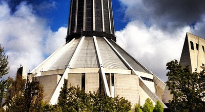 Photo of Tourist Attraction Metropolitan Cathedral of Christ the King Liverpool at Cathedral House Mount Pleasant, Liverpool L3 5TQ, United Kingdom