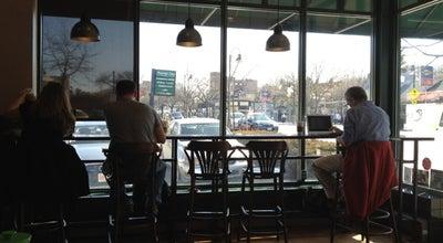 Photo of Coffee Shop Starbucks at 473 Harvard St, Brookline, MA 02446, United States
