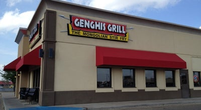 Photo of Mongolian Restaurant Genghis Grill at 6201 Slide Rd, Lubbock, TX 79414, United States