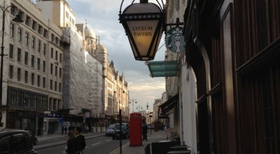 Photo of Pub Lyceum Tavern at 354 Strand, London WC2R 0HS, United Kingdom