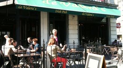 Photo of Irish Pub De Valera's Irish Pub at Place Flageyplein 7, Elsene / Ixelles 1050, Belgium