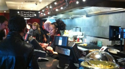 Photo of Modern European Restaurant Nando's at Food Terrace Level West Quay Shopping Centre, Southampton SO15 1QF, United Kingdom