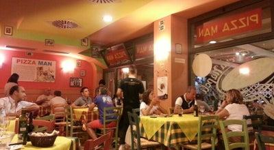 Photo of Italian Restaurant Pizza Man Baracca at Via Francesco Baracca 148 A/b, Florence 50127, Italy