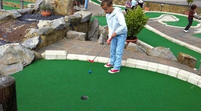 Photo of Tourist Attraction Strokes Adventure Golf at Westbrook Promenade, Margate CT9 5BJ, United Kingdom