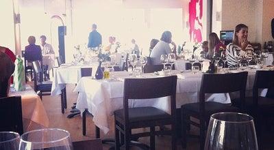 Photo of French Restaurant Van de Markt at Weesperzijde 144-147, Amsterdam 1091 EZ, Netherlands