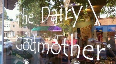 Photo of American Restaurant The Dairy Godmother at 2310 Mount Vernon Ave, Alexandria, VA 22301, United States