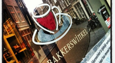 Photo of Bakery De Bakkerswinkel at Warmoesstraat 69, Amsterdam 1012 HX, Netherlands