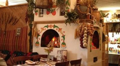 Photo of Ukrainian Restaurant Корчма «Тарас Бульба» at Моховая Ул., 8, Стр. 1, Москва 119019, Russia