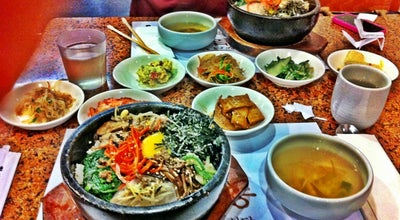 Photo of Restaurant Seong Buk Dong at 3303 W. Sixth Street, Los Angeles, CA 90020, United States
