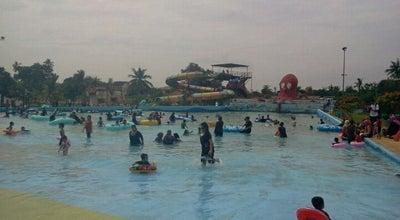 Photo of Water Park Wet World Batu Pahat Village Resort at 138 Jalan Bukit Pasir, Batu Pahat 83050, Malaysia